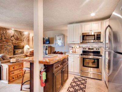 Photo for Beautiful Steamboat condo with awesome mountain views!