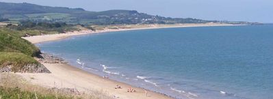 Brittas Bay Beach - 5 km of unspoilt sandy beaches and dunes! Perfect for all.