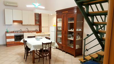 Photo for Wide apartment fully renovated very close to the sea