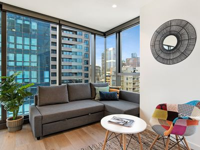 Photo for EP2-UNIQUE CBD 1BR - SUPERB VIEWS + WIFI