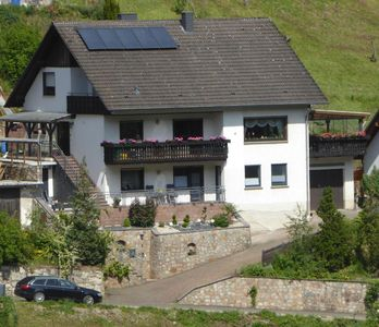 Photo for Holiday apartment Oberdiebach for 2 - 4 persons with 1 bedroom - Holiday apartment