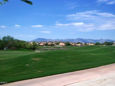 Gated Golf Course Community With A Private Pool