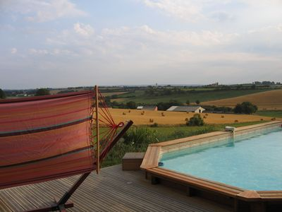 Photo for House with pool ALBI in the countryside