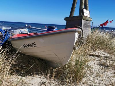 Photo for Our apartment, The Möve is located in Dahme near the beach ...