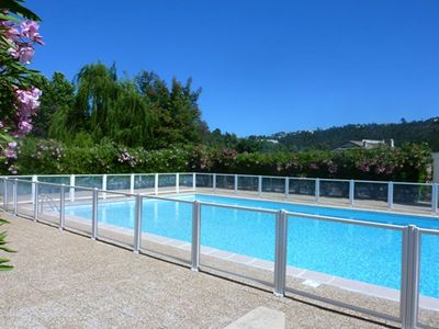 Photo for 50m2 apartment 2 rooms, Mandelieu, POOL, Quality
