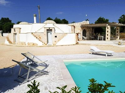 Photo for Trullo, Ostuni  in Apulien - 5 persons, 2 bedrooms