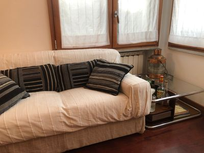 Photo for 2BR Apartment Vacation Rental in camogli