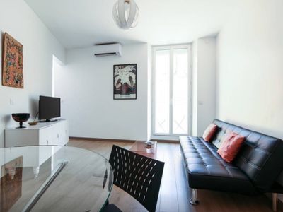 Photo for Sunny and Modern 1 Bedroom with Balcony Rue Florian