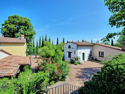 Photo for 2BR Apartment Vacation Rental in Fauglia, Tuscany