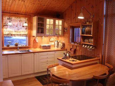 Photo for NEST in the WEST - A luxury couples cottage by a lake in Snaefellsnes!