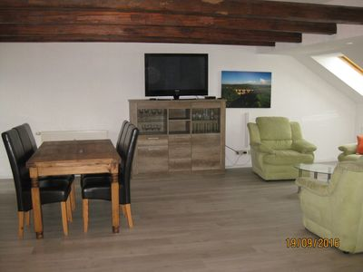 Photo for Modern furnished and spacious apartment in Stadtzenrum Plauens