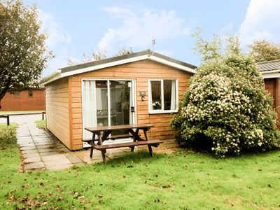 Photo for CHALET 76, family friendly, with a garden in St Merryn, Ref 955700