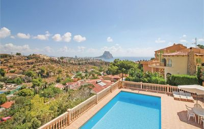 Photo for 4 bedroom accommodation in Calpe
