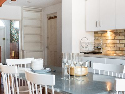 Photo for The Red Brick Townhouse - Beautiful 2BDR Home with Garden