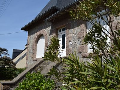 Photo for Stone country house renovated, garden in the heart in Ploumanac'h