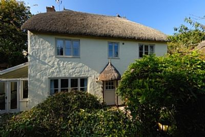 Photo for Shepherds Patch Is A Large Thatched Cottage In Thurlestone with a parking space.