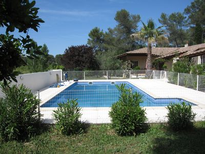 Photo for Villa in Saint Clement of the river, near Montpellier with swimming pool