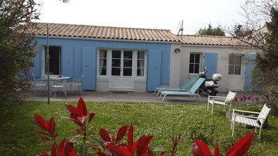 Photo for Ile D Oleron house classified 4étoiles in proprièté with heated pool