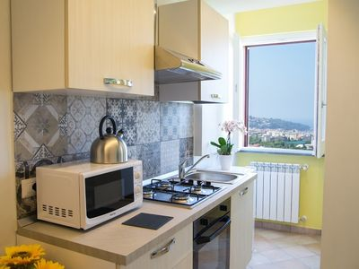 Photo for Apartment in the center of Sorrento with Internet (642119)