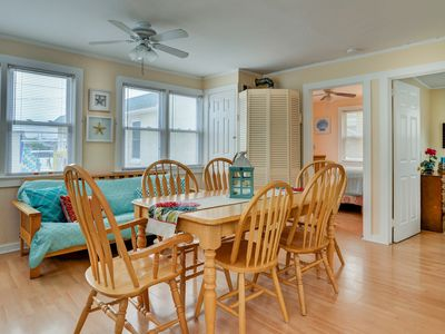 Photo for ***1 BLOCK FROM BEAUTIFUL SEASIDE PARK BEACH!! 2BR w/ 3 Queen Beds!***