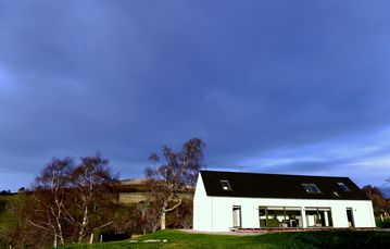Glenfiddich Distillery Visitor Centre, Keith, Scotland, UK