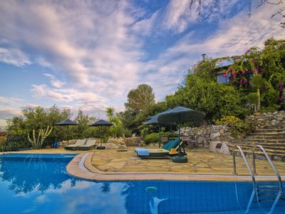 Photo for Lovely private villa set in the peaceful retreat of Sögüt - Picture Perfect!!
