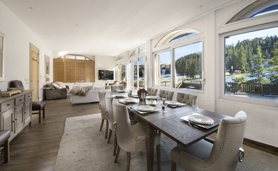 Photo for LUXURY FLAT IN COURCHEVEL 1850 for 11people VIEW CROISETTE FACING SOUTH