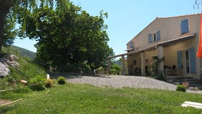 Photo for In L'Oustaou (Detached Villa)