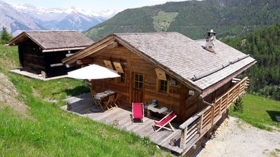 Photo for Chalet Vieux Bisse - magnificent for 6 people