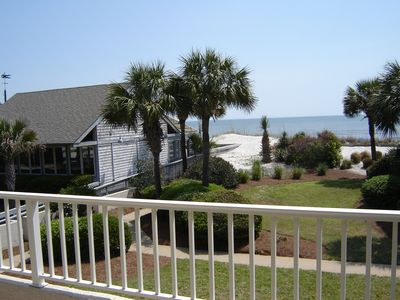 Photo for Ocean View 3bedroom/4bath Walkout in Palmetto Dunes