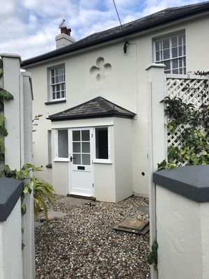 Photo for Beautiful Period Cottage close to the Beach and Shops