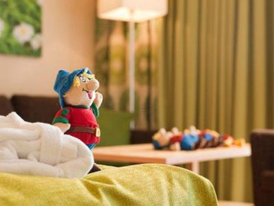 Photo for Family suite Nachtigall (45 m²) - Kinderhotel Ramsi