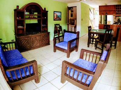 Family House in Cancún