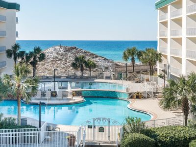 Photo for Condo-Dunes of Seagrove- 204C-7500 Square Foot Pool