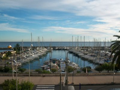 Photo for 2 ROOM APARTMENT WITH TERRACE SEA VIEW - PARKING - MENTON GARAVAN