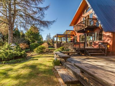 Mountain House - National Park Holiday Home