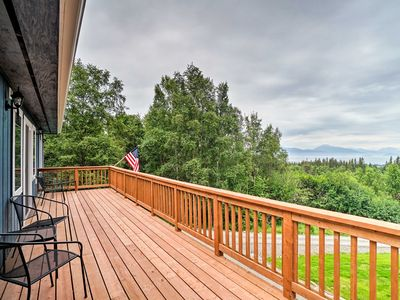Photo for NEW Homer Apartment w/Deck-2.5 Miles from Downtown