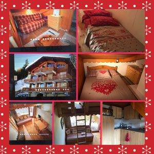 Photo for APARTMENT IN THE PLAGNE 1800-6 SLEEPING IN DUPLEX-COZY