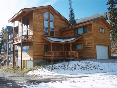 Photo for Purgatory Resort home-2 minute walk to ski/plaza- NO resort fees!