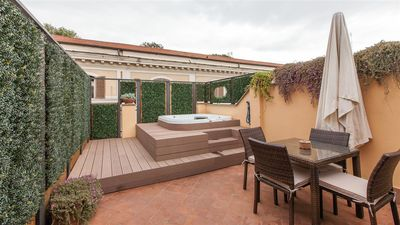 Photo for Cozy apartment on Via Rasella, in the heart of downtown Rome || Dolce Vita Penthouse