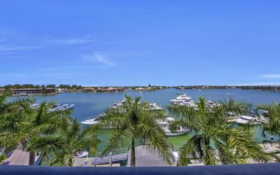 Photo for Penthouse Suite with a Million Dollar View over looking Smoke House Bay.