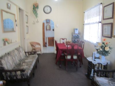 Photo for 4/br/3ba Fully Furnished & Equipped Private Home. Clean, Comfortable, Convenient