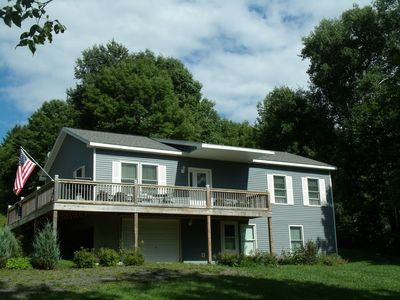 Photo for Cooperstown Serene County Setting with King Beds & Comforts of Home!