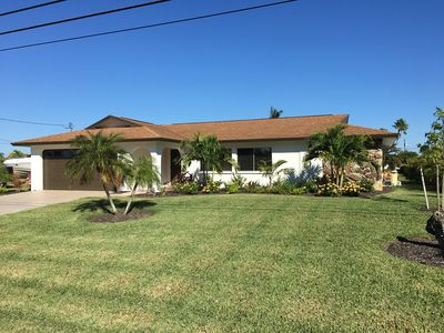 Photo for Beautifully Renovated 3 Bedroom Home on the Canal in the Heart of Cape Coral