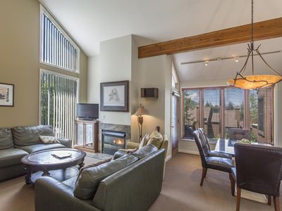 Photo for Beautiful Townhome 100 meters from Park City Ski Base