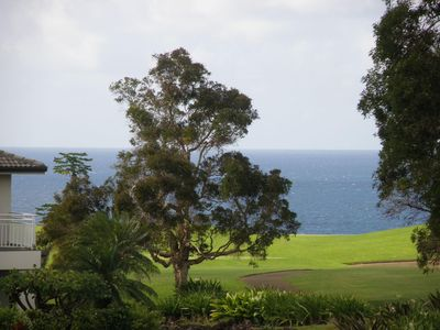 Photo for Emmalani Court #525 - 2br/2ba ocean view condo with air conditioning