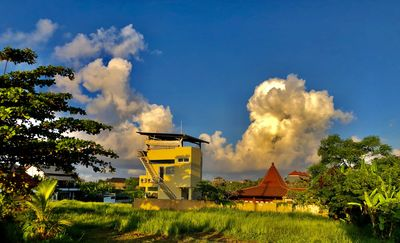 Photo for 2 villas: modern and traditional,  privacy plus views, in a quiet area of Canggu