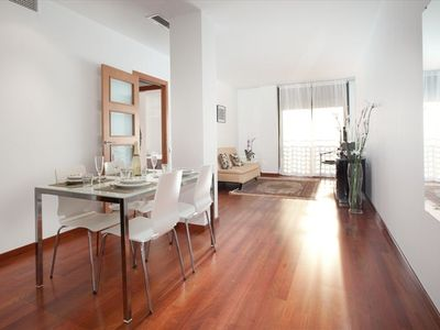 Photo for Central & Sunny Apartment Near Passeig de Gracia II - 15 minutes walking