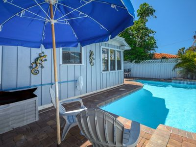 Photo for 4 Bedroom Beach House with Private Pool - Coconut Beach House  by Beach Time Rentals