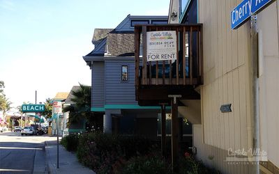 Photo for Capitola Village 2 Bdrm Gem W/ Garage and Deck..steps to beach, dining & shops!